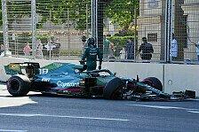 Sebastian Vettel fordert Unfallanalyse: Hätte übel enden können