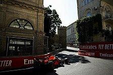 Formel 1 Baku 2021: 7 Schlüsselfaktoren zum Rennen heute