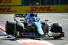 Fernando Alonso nach Qualifying-Crashs kritisch: Das ist unfair