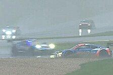24 h Nürburgring - Video: Crash-Orgie beim 24-Stunden-Rennen Nürburgring