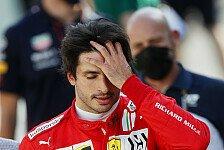 Formel 1, Sainz schimpft: Baku-Unfall Folge von Quali-Spielchen