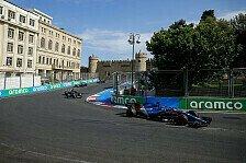 Formel 1 Baku - Fernando Alonso: Acht Punkte dank Restart-Show