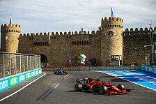 Formel 1 - Video: Formel 1 2021: Ferrari erklärt seine Aserbaidschan-Strategie