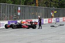 Formel 1 Ticker-Nachlese Baku: Reaktionen zum Chaos-Finish