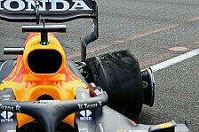 Formel 1, Nach Reifenschäden: Pirelli erklärt Defekte in Baku