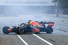 Formel-1-Reifenschäden: Red Bull & Aston Martin illegal?