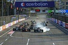 Lewis Hamilton verschenkt Sieg in Baku: Falscher Knopf gedrückt