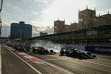 Formel 1 Baku, Zahlen & Fakten: Hamilton ruiniert Rekord-Serie