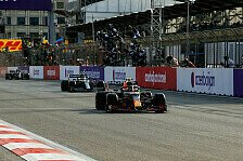 Formel 1 2021: Aserbaidschan GP - Rennen