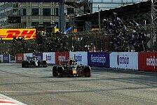 Formel 1, Perez erleichtert: Auto fast mit Defekt abgestellt