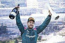 Sebastian Vettel erkämpft Baku-Podium: So gelang die Sensation