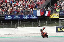 MotoGP - Barcelona 2021: Alle Bilder vom Rennsonntag