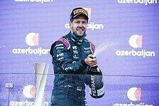Formel 1, Norbert Haug: Habe nicht an Vettel gezweifelt