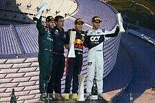 Formel 1 2021: Aserbaidschan GP - Atmosphäre & Podium