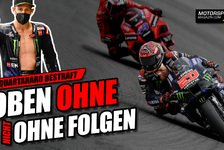 MotoGP - Video: Quartararos Lederkombi defekt: Warum keine Disqualifikation?