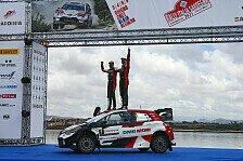 WRC Rallye Italien-Sardinien 2021: Alle Fotos vom 5. WM-Rennen