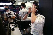 Formel 1 - Wolff schlägt Alarm: Größte Mercedes-Krise seit 2012