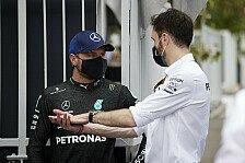 Formel 1 - Mercedes rätselt über Bottas-Performance: Keine Pace