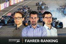 Formel-1-Fahrernoten: Mr. Perfect kostet Vettel Baku-Sieg