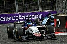 Formel 2: David Beckmann fährt sein zweites Podestergebnis ein