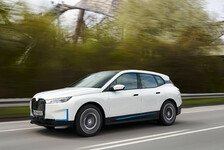 BMW iX: Zwei neue Elektro-SUV als Schritt zum autonomen Fahren