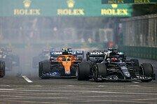 Formel 1, Tsunoda holt Punkte: Hilft Straf-Umzug nach Italien?
