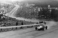 Formel 1 heute vor 55 Jahren: Weltuntergang in Spa