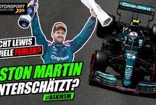 Formel 1 - Video: Formel 1: Wurde Vettels Aston Martin bislang unterschätzt?