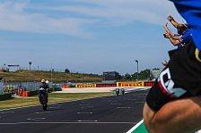 Domi Aegerter gewinnt beide Rennen in Misano