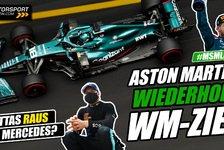 Formel 1 - Video: Aston Martin: In 5 Jahren zum Formel 1 WM-Titel?