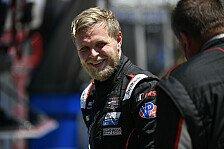 Kevin Magnussen feiert Indycar-Debüt für McLaren