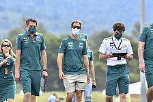 Formel 1 2021: Frankreich GP - Vorbereitungen Donnerstag