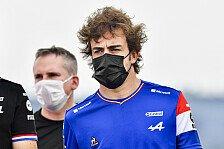 Formel 1, Alonso watscht Kritiker ab: Was habt ihr erwartet?