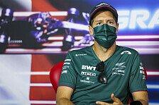 Sebastian Vettel wegen Pirelli besorgt: Kein volles Vertrauen
