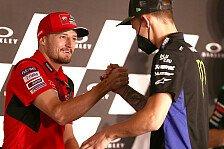 MotoGP: Verbaler Schlagabtausch zwischen Quartararo und Miller
