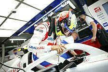 Mick Schumacher plagt sein Haas-Cockpit: Sebastian Vettel hilft