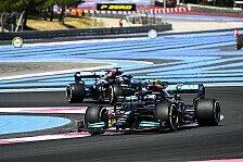 Formel 1, Hamilton tauscht Auto mit Bottas: Da stimmt was nicht