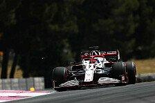 Formel 1 Frankreich 2021: Tsunoda startet aus der Boxengasse