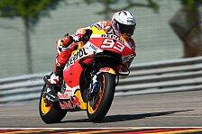 MotoGP - Sachsenring: Alle Stimmen zum Marquez-Triumph