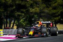 Formel 1 Frankreich: Verstappen gewinnt Qualifying-Generalprobe