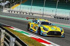 DTM Monza: Mercedes-Rookie trotz Eichhörnchen-Vorfall auf Pole