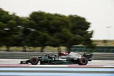 Formel 1 - Video: Formel 1: Mercedes-Simulations-Ingenieurin erklärt ihren Job