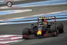 Formel 1 Frankreich, Perez mit Kampfansage: Ich komme im Rennen