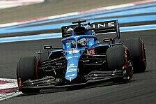 Formel 1, Alonso über Q3-Einzug: Habe das Maximum herausgeholt