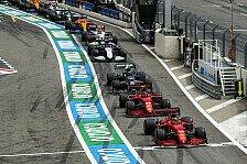 Formel 1 verschiebt neues Format für Sportliches Reglement