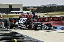 Formel 1, Marko-Frust nach Tsunoda-Crash: Beweist Sturheit