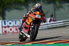 Moto2 Sachsenring 2021: Dritte Saison-Pole für Raul Fernandez