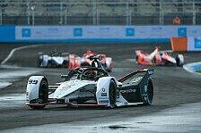Formel E - Video: Formel E 2021 Puebla: Livestream zum 2. Freien Training heute