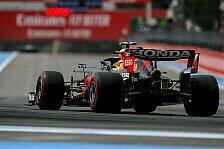 Favoritencheck: Red Bull zerlegt Mercedes auf den Geraden