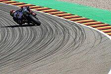 MotoGP Sachsenring: Fabio Quartararo führt Warm-Up an